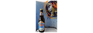 Tiger Beer counter product display