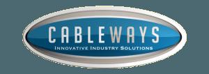 cableways logo sticker NZ
